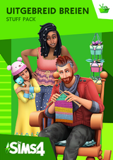 De Sims 4: Uitgebreid Breien Accessoires