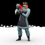 Les Sims 4 Au Travail Render 16
