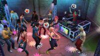 Les Sims 4 Vivre Ensemble 1