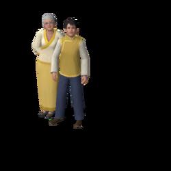 Yat Sen familie