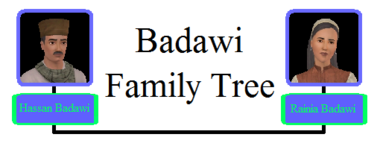 Badawi Family Tree