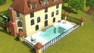 Casa do Verão, fundos