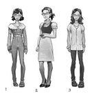 Les Sims 4 Concept art 06