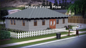 Money from Mom