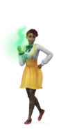 The Sims 4 Realm of Magic Render 03