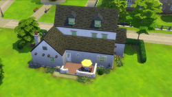 UBrite Darkwing House