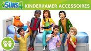 De Sims 4 Kinderkamer Accessoires Officiële Trailer
