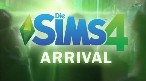 Die Sims 4 - ARRIVAL-Trailer