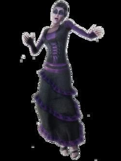 Helga Mandrake Render