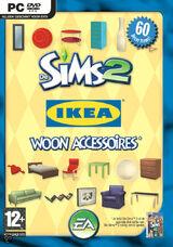 De Sims 2: IKEA® Woon - Accessoires