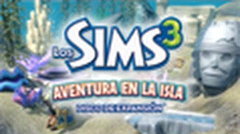 Los Sims 3 - Aventura en la Isla - Trailer Oficial