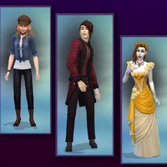 descargar los sims 4 vampiros pirata
