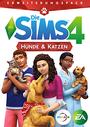 Sims 4 Hunde & Katzen Cover