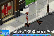 The Sims 2 Pets GBA Screenshot 07