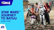 The Sims 4 Star Wars Journey to Batuu Official Reveal Trailer