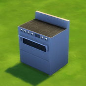 Four Top All Day Stove