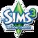 Logo Les Sims 3 Console