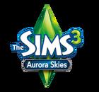 Logo The Sims 3 Aurora Skies