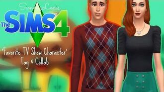 The Sims 4 Create-A-Sim - Kim Possible & Ron Stoppable (FTSC Tag & Collab)