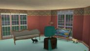 Feline Farms Living Room
