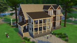 Forest Manor