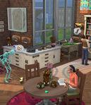 Les Sims 4 Dans la jungle 08