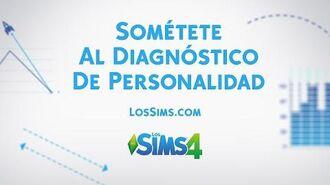 Los Sims 4 Diagnóstico de personalidad