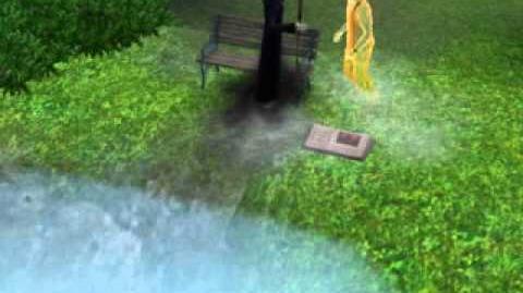 Muerte por combustión espontanea el fantasma