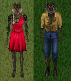 Sims 1 werewolves