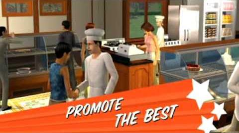 The Sims 2 Бизнес - видеоролик