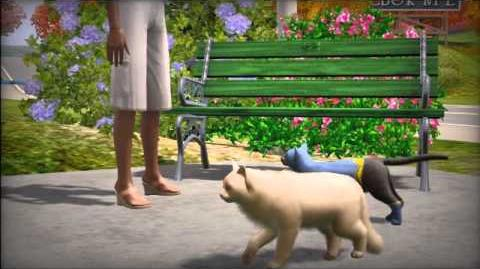 The Wild World of The Sims 3 Pets (original narration by Randall)