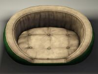 Ts3p bow wow pet bed