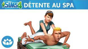 Les Sims 4 Détente au Spa bande-annonce officielle