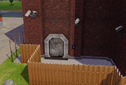 Outstanding Citizen Warehouse Corp. Entrance