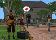 The Sims 2 University Screenshot 16