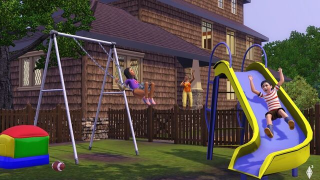 File:Bella and Mortimer in the playground.jpg
