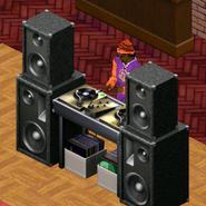 DJ Z-Buffer