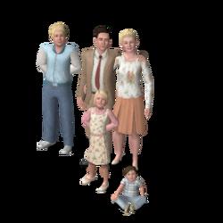 Doe familie