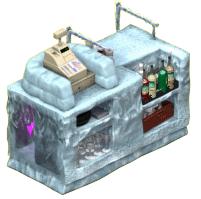 LS1 Puesto de bar TransLight