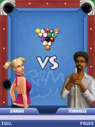 Les Sims Billard 01