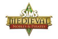 Logo Les Sims Medieval Nobles & Pirates