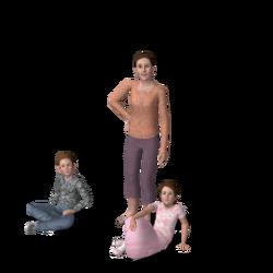 Platt familie