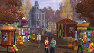 TS3 seasons fall contest