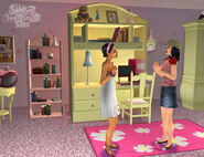 The Sims 2 Teen Style Stuff Screenshot 06