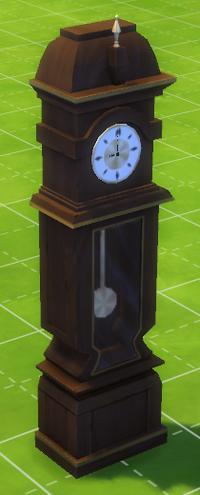 Dear Old Grandfather Clock