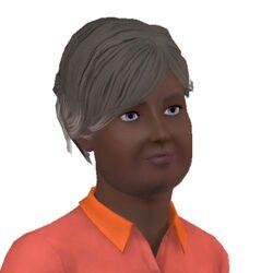 Headshot of Claudette