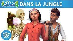 Les Sims 4 Dans la jungle - bande-annonce officielle