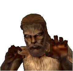 STM Prometheus Hyde Werewolf