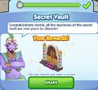 Sims Social - Arabian Nights Week - Secret Vault - Complete