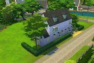 Дарквинг Хаус (крыша)